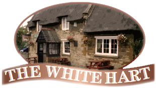 The White Hart at Great Houghton